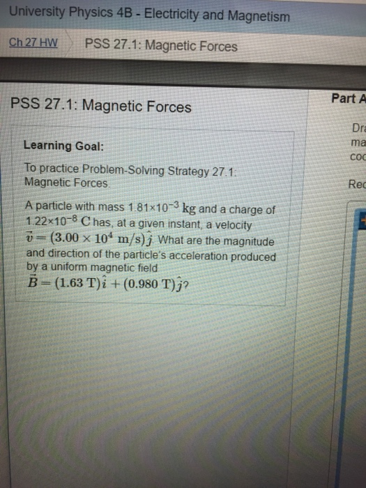 University Physics 4B Electricity And Magnetism Ch ...