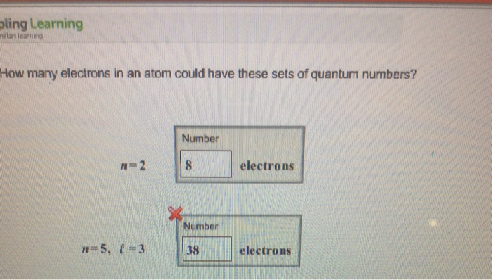 how to find electrons in atom