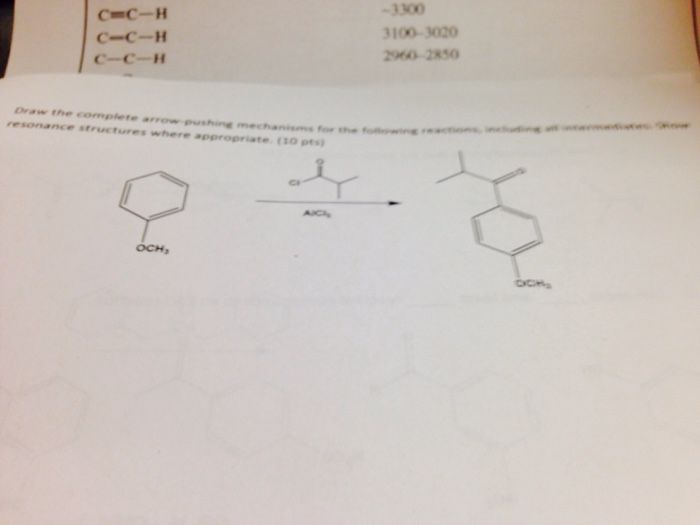 Organic Chemistry Help: Electrophilic Aromatic Substitution ...
