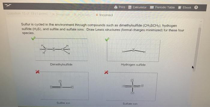 hydrogen sulfide geometry chemistry archive april 18 2017 cheggcom