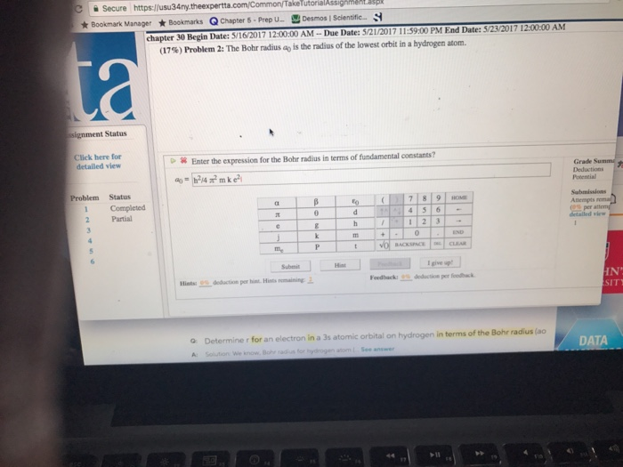 Solved: E Secure Llusu34nytheexpertta.com/commonTake Https
