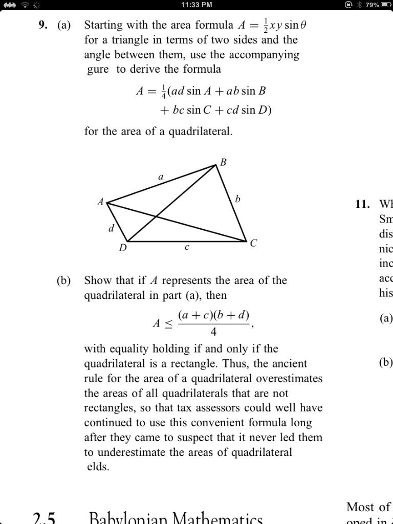 Quadrilaterals in Nature Quadrilateral in Nature