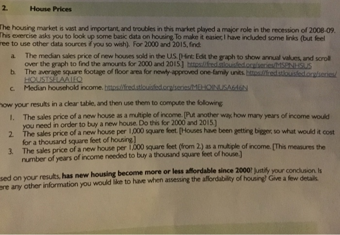 House Prices The Housing Market Is Vast And Important And Troubles In This