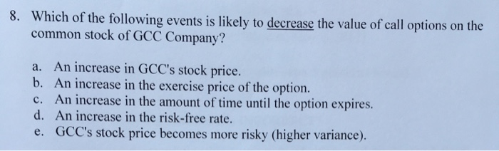 Best time to exercise company stock options