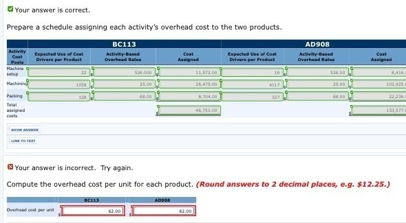 I need help with accounting homework