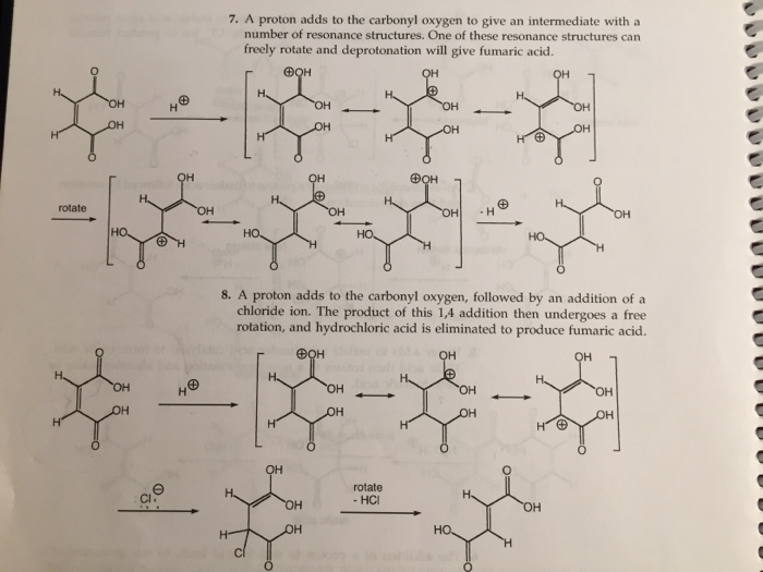 solved deducing a reaction mechanism for the isomerizatio