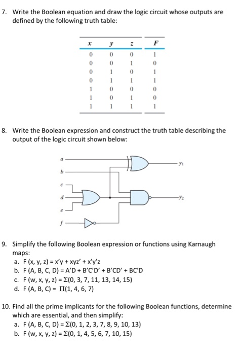 simplify boolean expression using karnaugh map pdf
