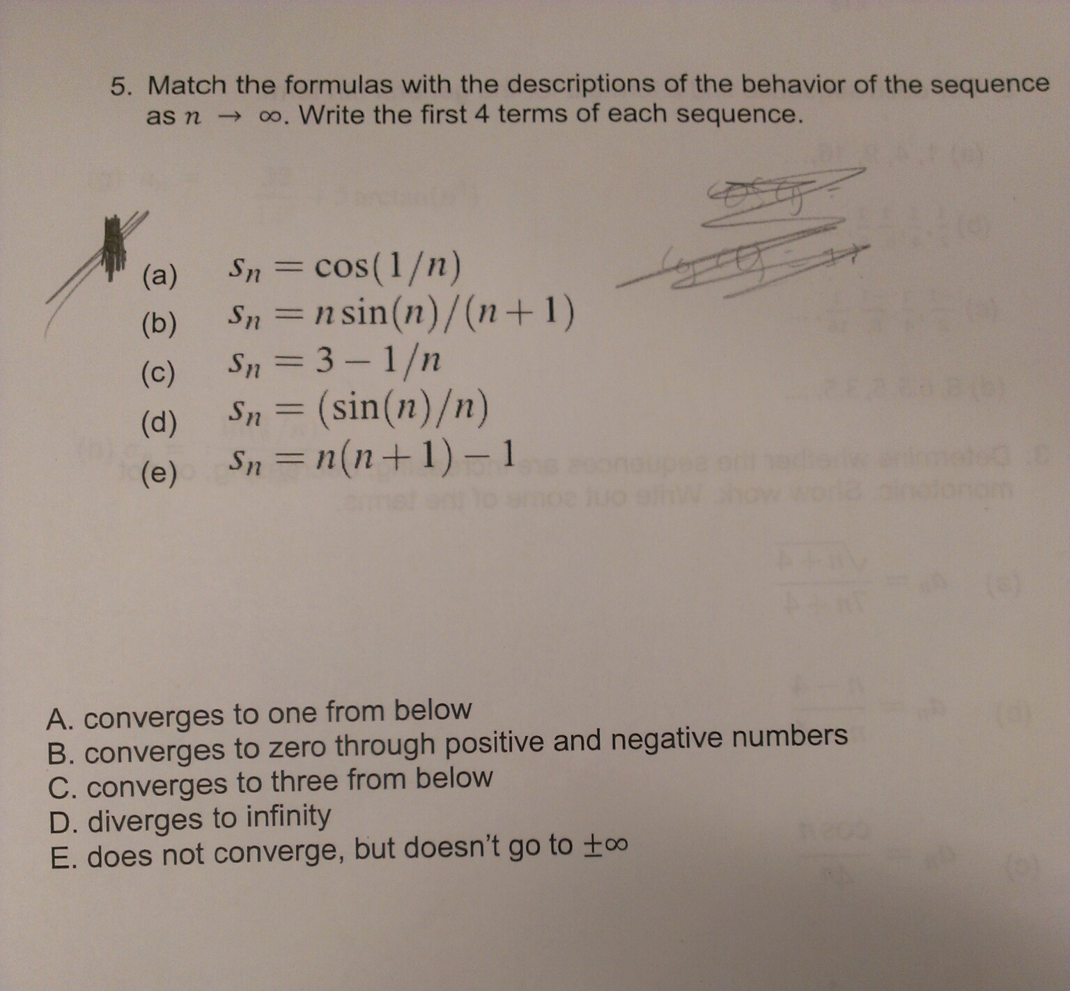 Matsh homework help