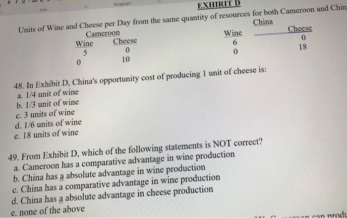 economics questions and answers on resources and profit Course in introductory microeconomics, including economic principles choice test questions with answers resource guide and free sample questions.