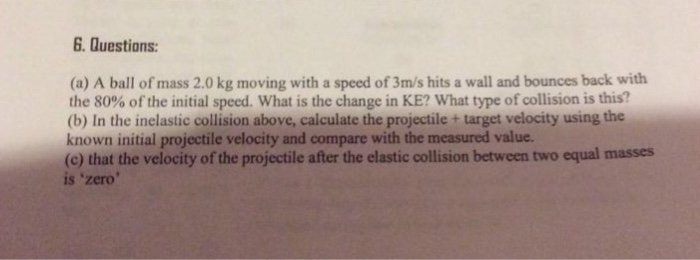 how to use centre of mass to solve elastic collision