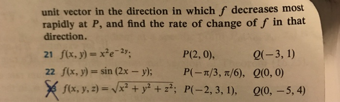 how to find unit vector