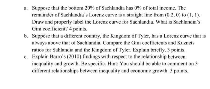 lorenz curve and gini coefficient relationship help