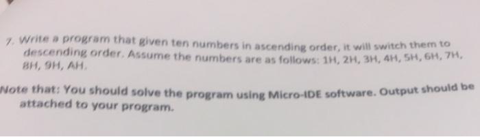 Python Program to Sort List in Ascending Order