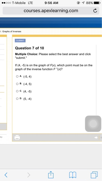 Chegg homework help questions