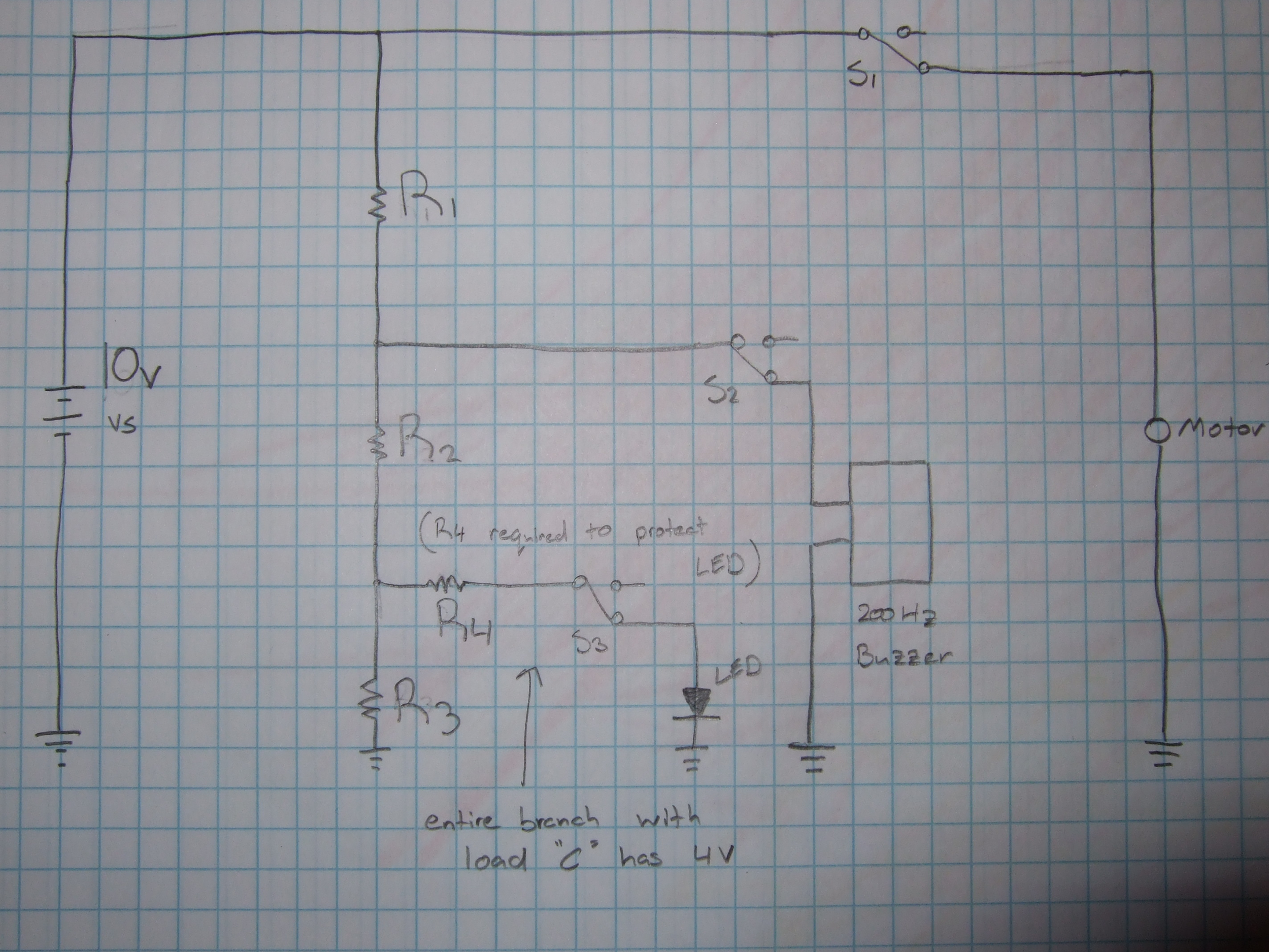 how to find the value of a missing resistor