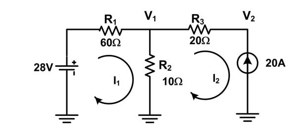 6  for the circuit in figure 5 use your choice