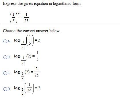 Logarithm homework help