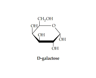 D-ribose Is Treated Wi...D Galactose