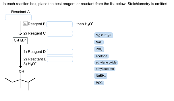 Best reagent or chegg com click for details below is a list of ways
