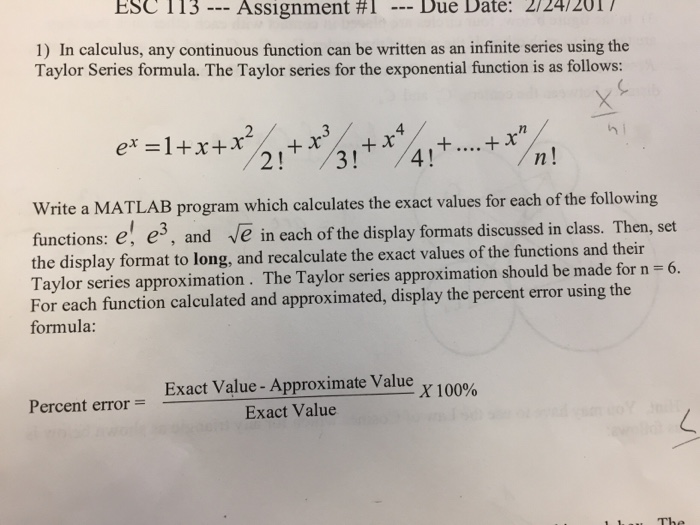 homework help and continuous functions
