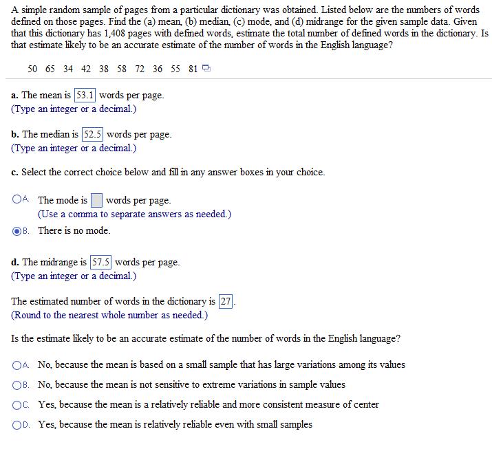 homework help probability statistics