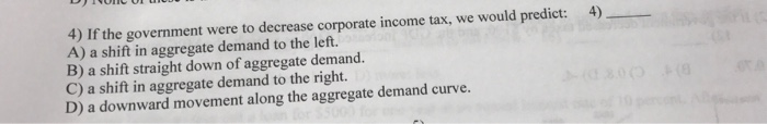 aggregate demand refers to the relationship between health