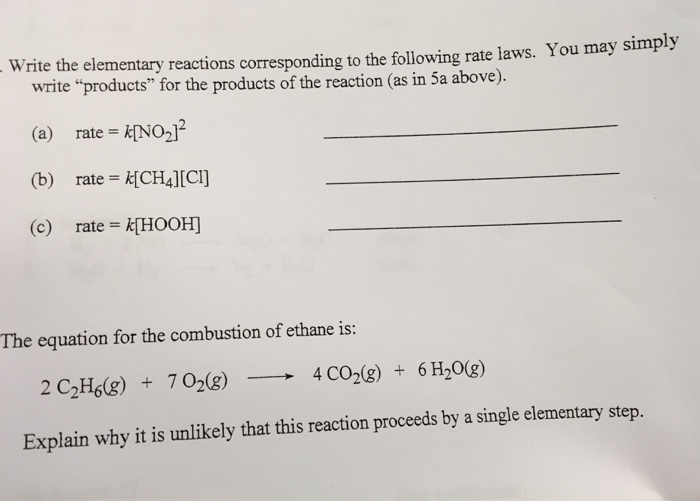 Write a mathematical equation for the rate of reaction catalyzed
