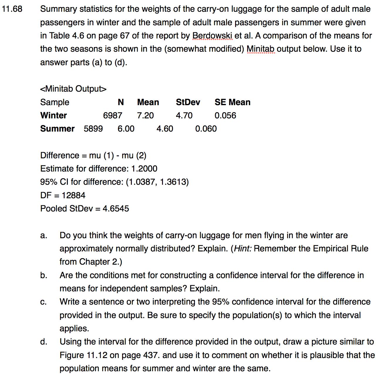 Order statistics homework best books writing college application essay