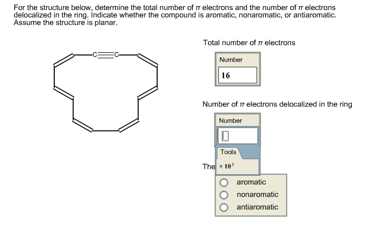 how to find number of electrons in a compound