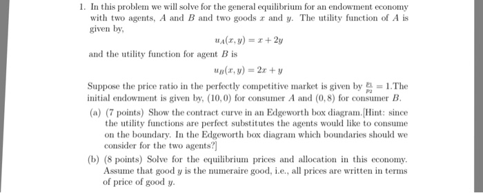 solving general equilibrium problems