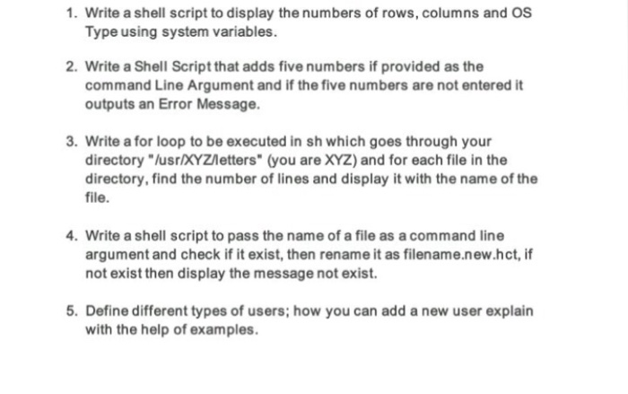 write a shell script to find the number of files in a directory