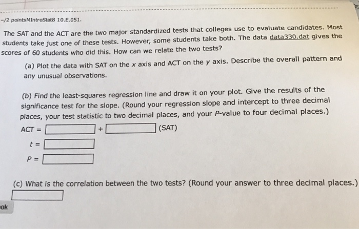 Civil rights, discrimination, and standardized testing