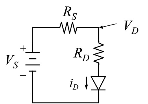given the following circuit of an external resistor