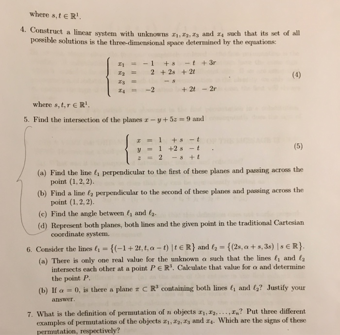 FINDING POSSIBLE SOLUTIONS