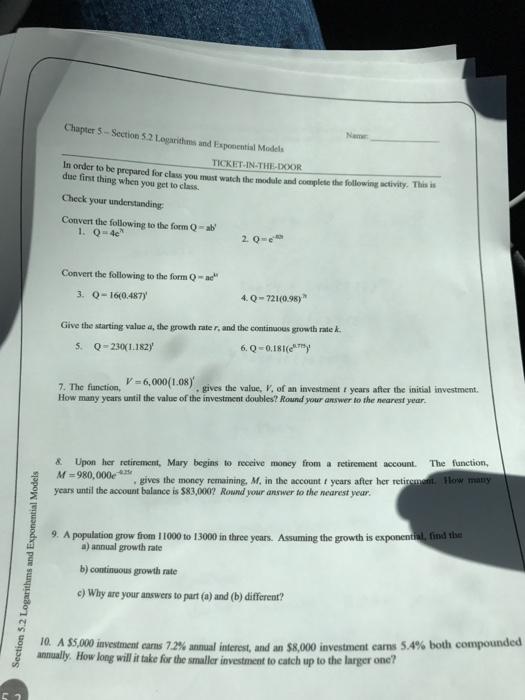 i need help with my precalculus homework