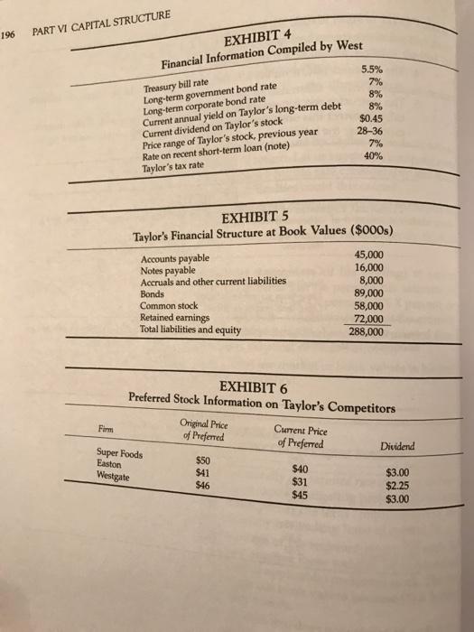 Capital budgeting case