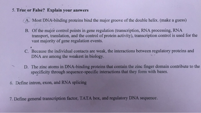 A level biology help please?