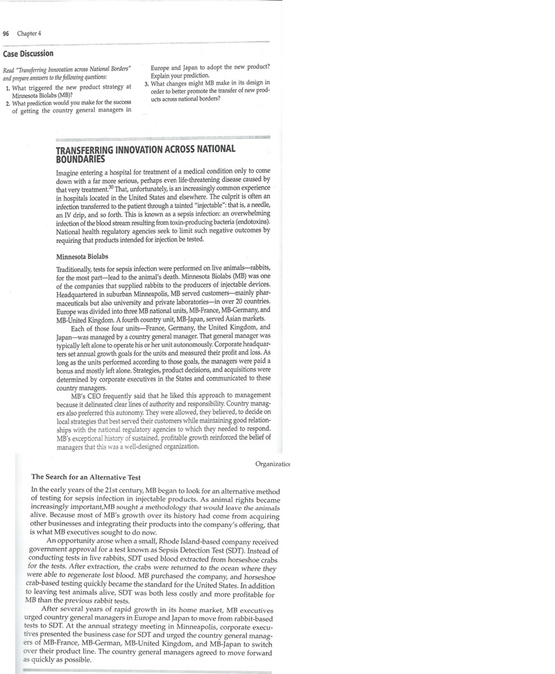 home style cookies case study of operations management by mcgraw hill Production and operations management 1 fixed automation it is the integration and coordination of many such operations into one piece of equipment that makes the system complex the following are the case studies to understand the overall functions of productions and operations management: 1.