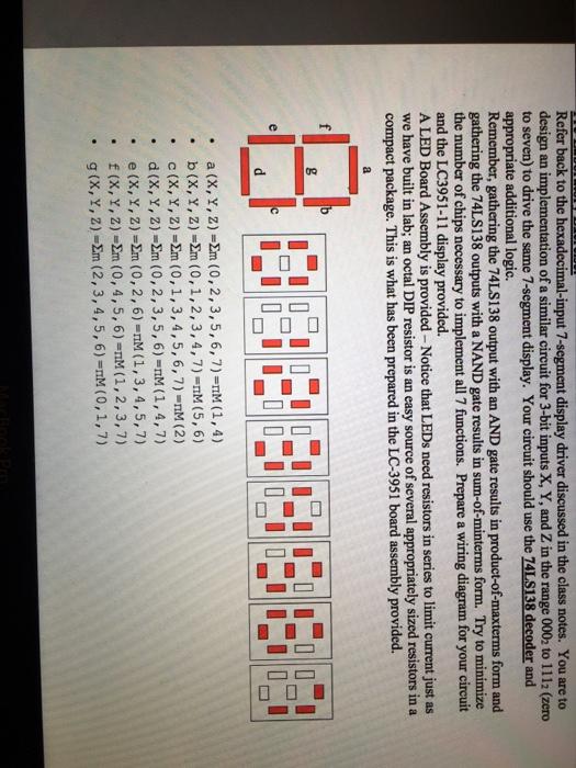 refer back to the hexadecimal input 7 segment disp. Black Bedroom Furniture Sets. Home Design Ideas