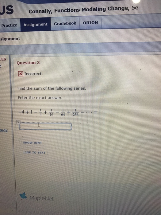 3.3 modeling with functions evaluate homework and practice