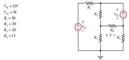 for the circuit shown below  determine the norton