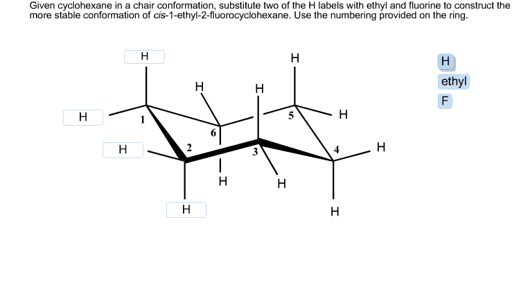 Cytochrome P450 3 furthermore Chiral Hplc Column in addition Trigonal bipyramidal molecular geometry likewise Given Cyclohexane Chair Conformation Substitute Two H Labels Ethyl Fluorine Construct Stab Q4384276 moreover Anatomical Position And Directions. on axial position chemistry