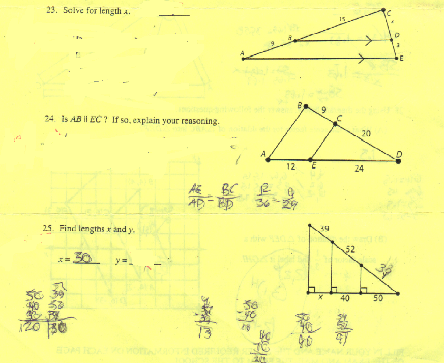 Reliable Geometry Homework Help from Math Solver Geometry Experts