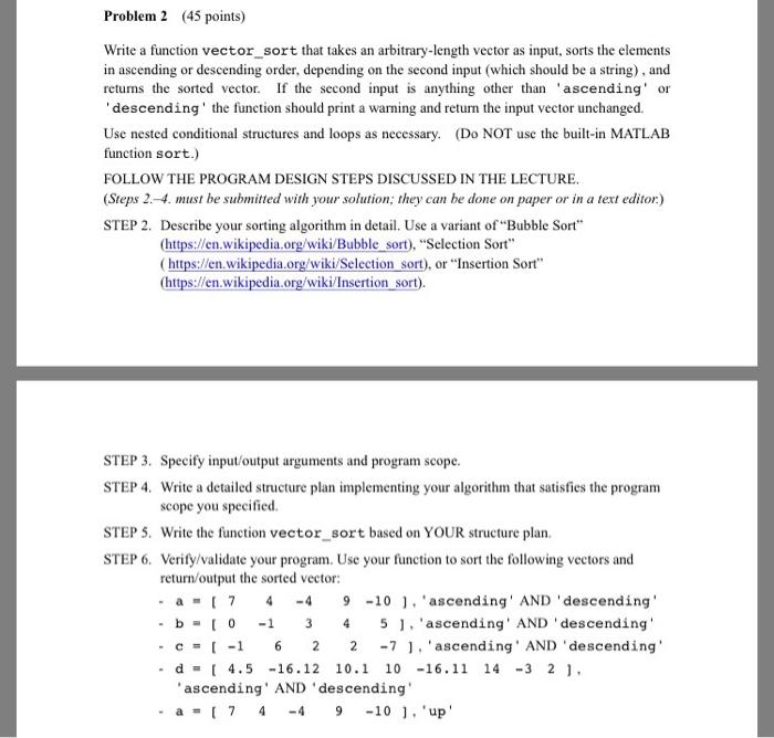 Selection sort in C