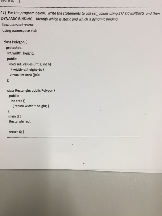 write a factorial program in c using class namespace