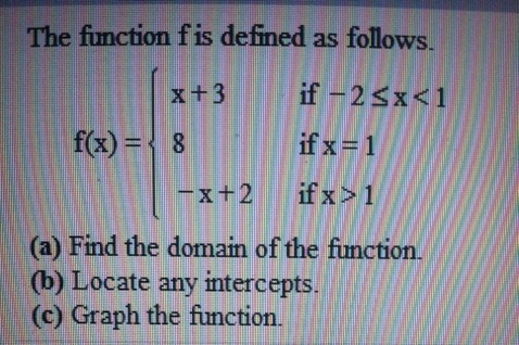 how to know when a ordered pair is a function