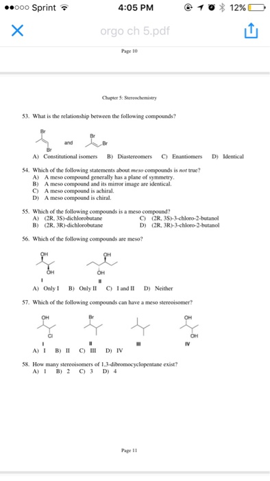 what is the isomeric relationship between 1 methylcyclohexene and 3