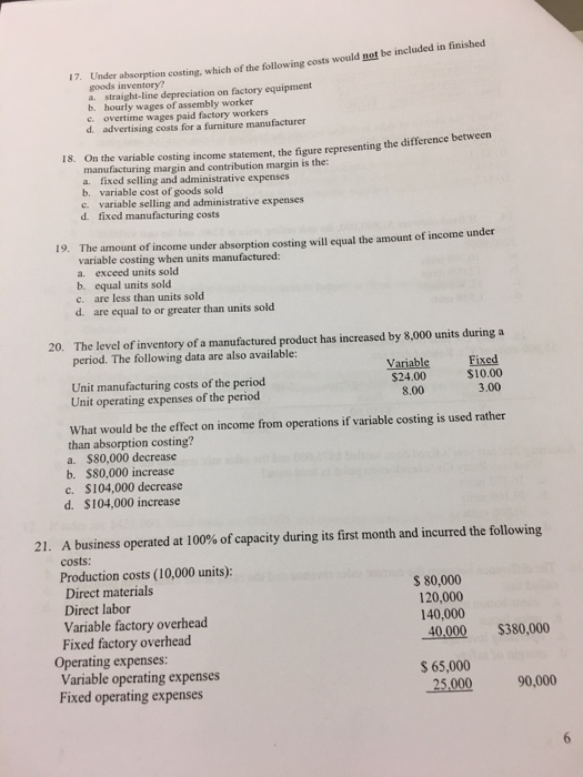 Acct 550 midterm exam