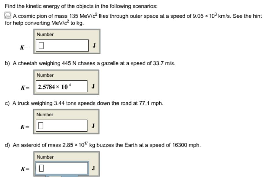 Average molecular Kinetic energy: