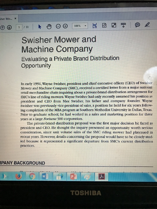 Swisher Mower & Machine Co
